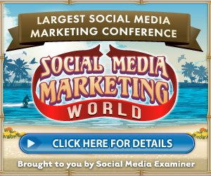 Social Media Examiner's marketing conference