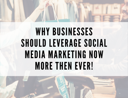Why Businesses Should Leverage Social Media Marketing Now More Than Ever?